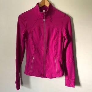 Lululemon Define Jacket Pink Raspberry 6